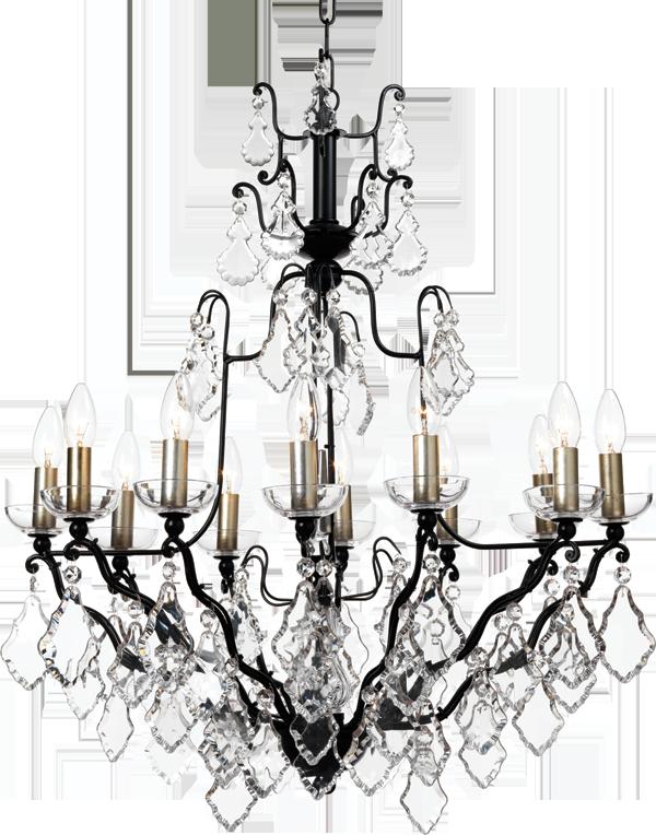 LAMPADARI lampadario con pendenti di vetro , Lucienne Monique Scandicci Firenze